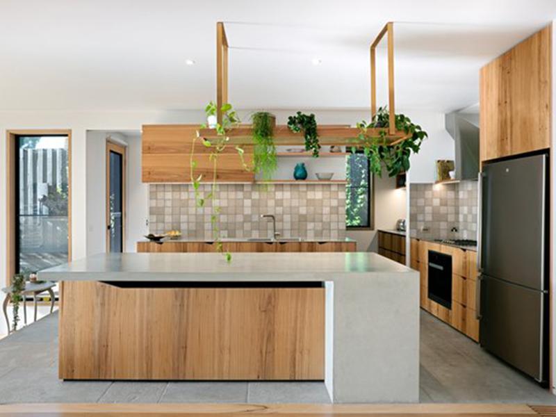 Xu Hướng Thiết Kế Phòng Bếp Nhà Phố Trong Năm 2021