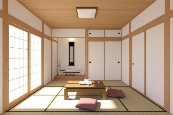 Đặc Trưng Cơ Bản Trong Thiết Kế Nội Thất Phong Cách Nhật Bản